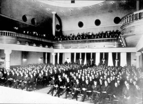 sibley hall auditorium