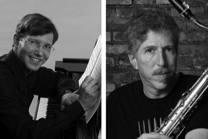 Kapilow (left) and Mintzer (right) also turned into amazing musicians