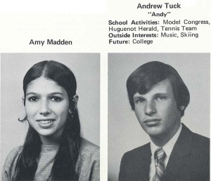 From the New Rochelle High School yearbook (1970)